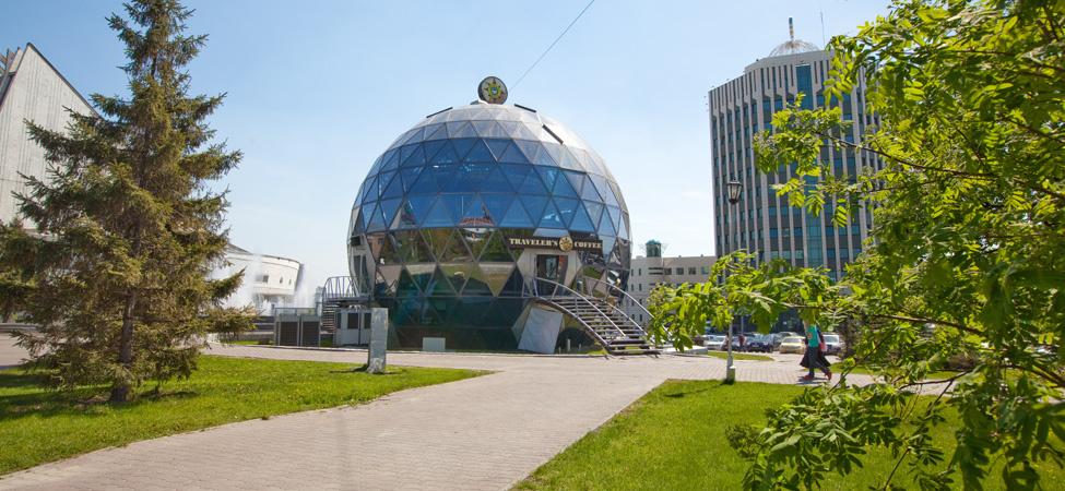 Популярные места отдыха в новосибирске